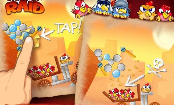 Chicken Raid Ekran Görüntüleri - 4