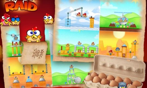 Chicken Raid Ekran Görüntüleri - 2