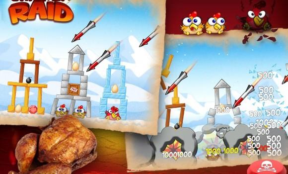 Chicken Raid Ekran Görüntüleri - 3