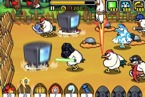 Chicken Revolution Ekran Görüntüleri - 5
