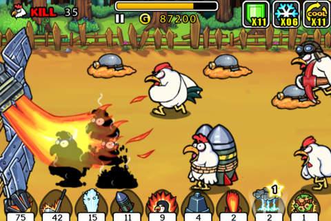 Chicken Revolution Ekran Görüntüleri - 4