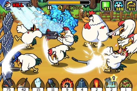 Chicken Revolution Ekran Görüntüleri - 2