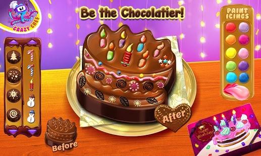 Chocolate Maker Ekran Görüntüleri - 5