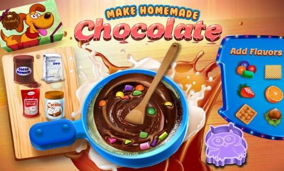 Chocolate Maker Ekran Görüntüleri - 3