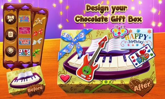 Chocolate Maker Ekran Görüntüleri - 1