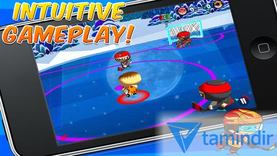 Chop Chop Hockey Ekran Görüntüleri - 3