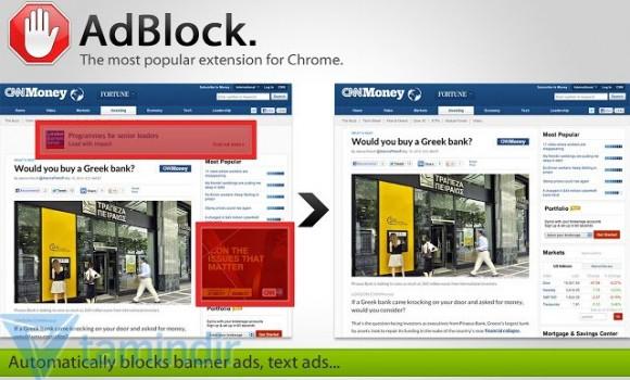 Chrome AdBlock Ekran Görüntüleri - 1