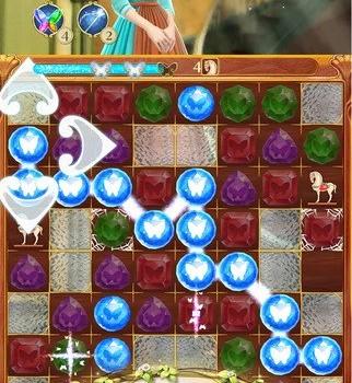 Cinderella Free Fall Ekran Görüntüleri - 4