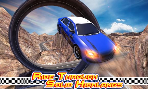 City Car Stunts 3D Ekran Görüntüleri - 2
