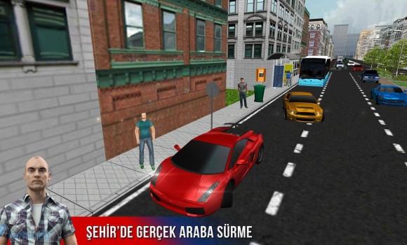 City Driving 3D Ekran Görüntüleri - 3
