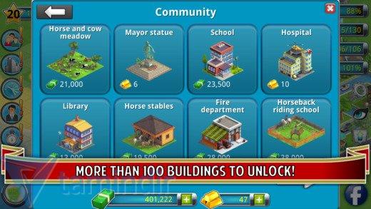 City Island 2 Ekran Görüntüleri - 1