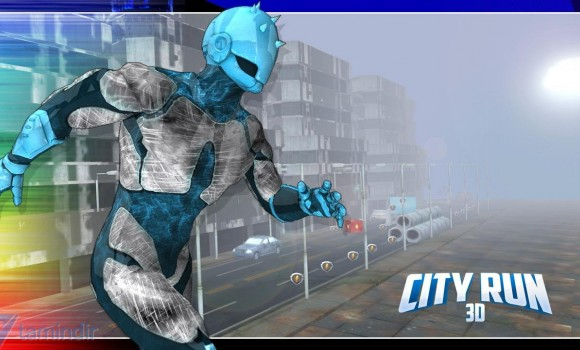 City Run 3D Ekran Görüntüleri - 1