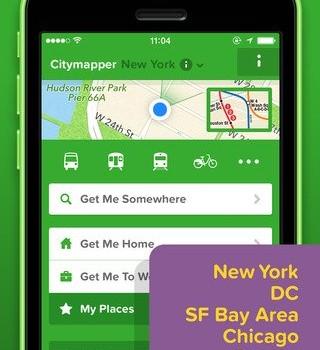 Citymapper Ekran Görüntüleri - 4