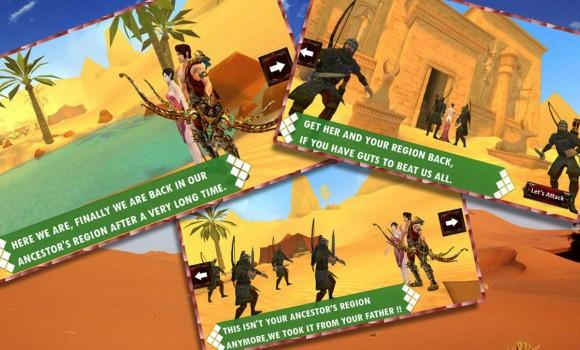 Clash of Egyptian Archers Ekran Görüntüleri - 6