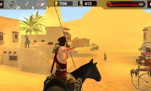 Clash of Egyptian Archers Ekran Görüntüleri - 5