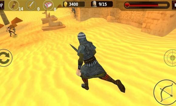 Clash of Egyptian Archers Ekran Görüntüleri - 1
