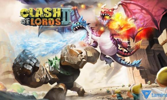 Clash of Lords 2 Ekran Görüntüleri - 3
