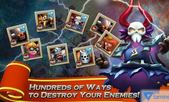 Clash of Lords 2 Ekran Görüntüleri - 2
