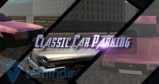 Classic Car Parking 3D Ekran Görüntüleri - 4