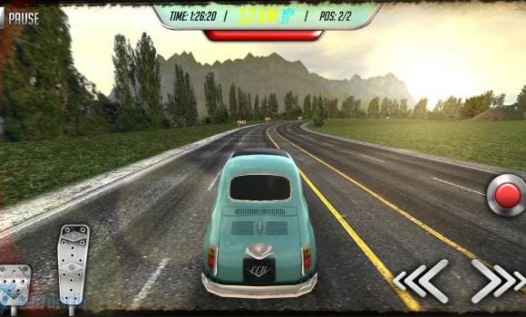 Classic Car Racing Ekran Görüntüleri - 4