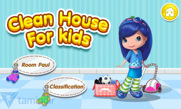 Clean House for Kids Ekran Görüntüleri - 4