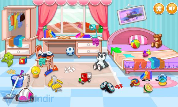 Clean House for Kids Ekran Görüntüleri - 3
