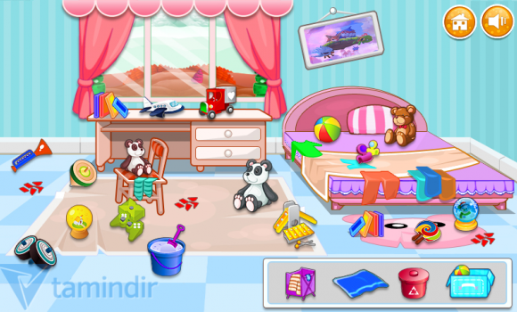 Clean House for Kids Ekran Görüntüleri - 1