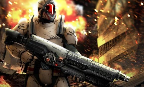Combat Trigger: Modern Dead 3D Ekran Görüntüleri - 3