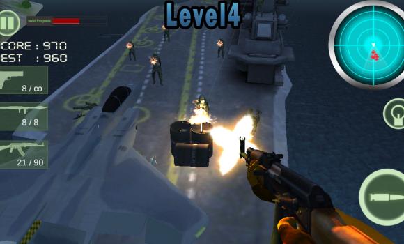 Commando War Mission: GunShip Ekran Görüntüleri - 2