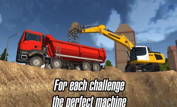 Construction Simulator 2014 Ekran Görüntüleri - 3