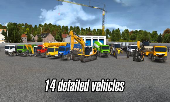 Construction Simulator 2014 Ekran Görüntüleri - 2