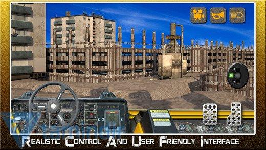 Construction Truck Simulator Ekran Görüntüleri - 3