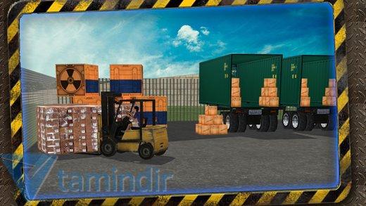 Construction Trucker 3D Sim Ekran Görüntüleri - 1