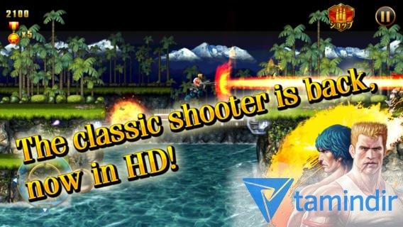 Contra: Evolution Ekran Görüntüleri - 3