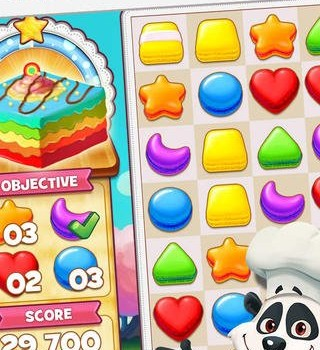 Cookie Jam Ekran Görüntüleri - 4