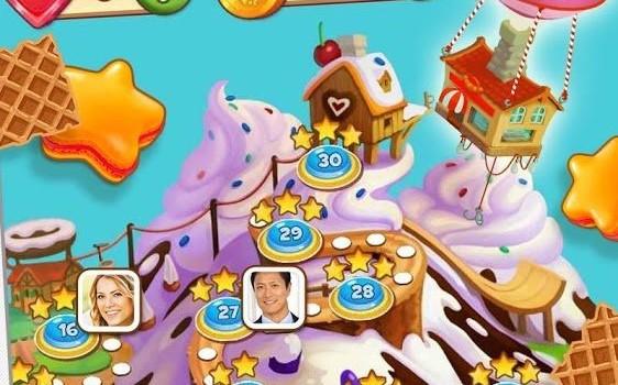 Cookie Jam Ekran Görüntüleri - 1