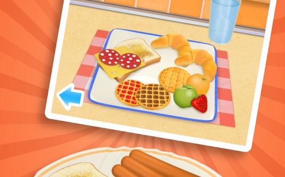 Cooking Breakfast Ekran Görüntüleri - 1