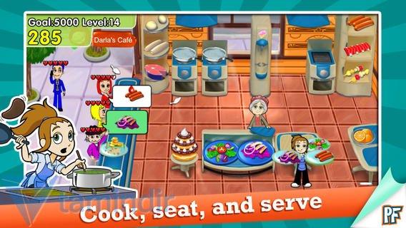 Cooking Dash Ekran Görüntüleri - 3