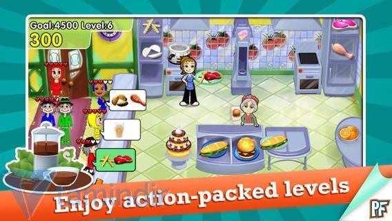 Cooking Dash Ekran Görüntüleri - 2