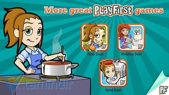 Cooking Dash Ekran Görüntüleri - 1