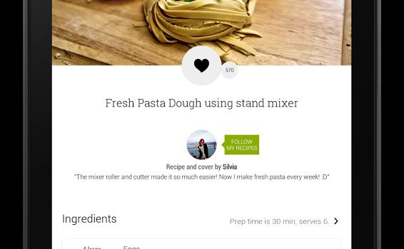 Cookpad Recipes Ekran Görüntüleri - 1