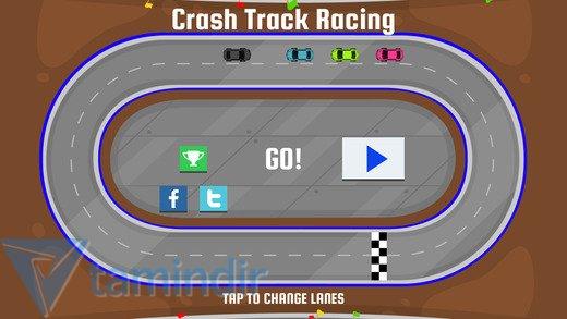 Crash Track Racing! Ekran Görüntüleri - 2