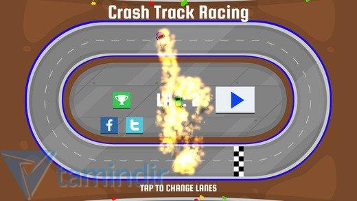 Crash Track Racing! Ekran Görüntüleri - 1