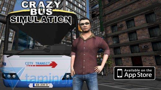 Crazy Bus Simulator 3D Ekran Görüntüleri - 3