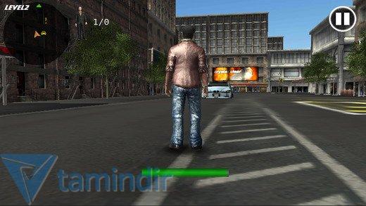 Crazy Bus Simulator 3D Ekran Görüntüleri - 2