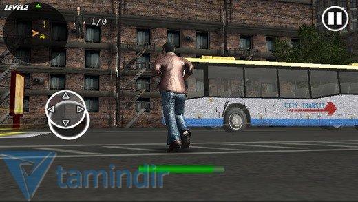 Crazy Bus Simulator 3D Ekran Görüntüleri - 1