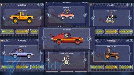 Crazy Car Jumping Ekran Görüntüleri - 3