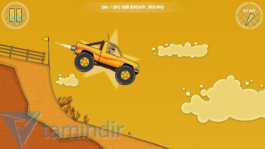 Crazy Car Jumping Ekran Görüntüleri - 1