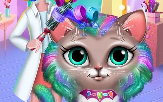 Crazy Cat Salon Ekran Görüntüleri - 4