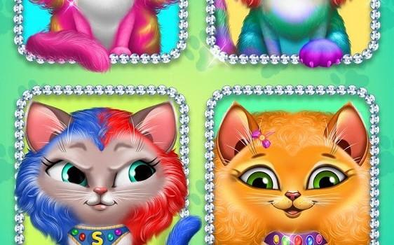 Crazy Cat Salon Ekran Görüntüleri - 2